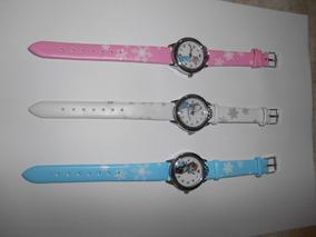 Relógio De Pulso Infantil Frozen