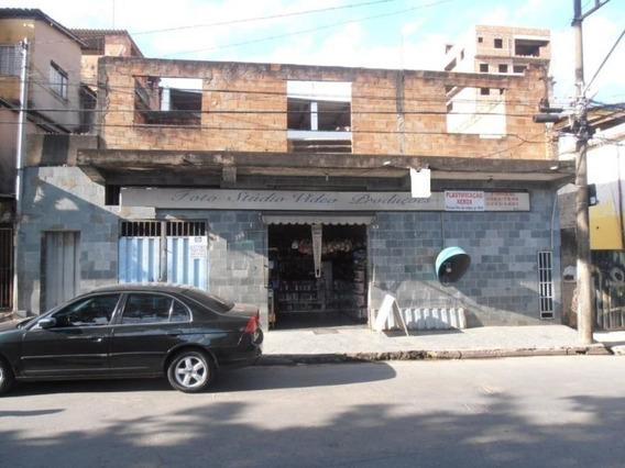 Casa Com 5 Quartos Para Comprar No Bandeirantes Em Contagem/mg - 1149