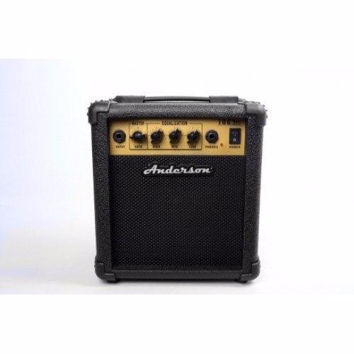 Amplificador Anderson Para Guitarra Modelo G-10 10 Watts