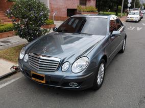 Mercedes Benz Clase E Blindados Blindado 2008