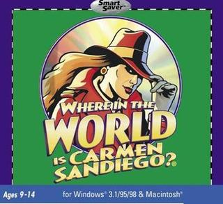 Donde En El Mundo Esta Carmen Sandiego Jewel Case Pcmac
