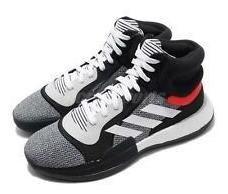 Zapatillas adidas Marquee Boost Negras - Basquet