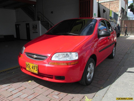 Chevrolet Aveo Familiar