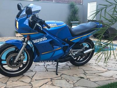 Rd 350 1991 Azul