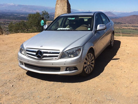 Mercedes Benz Clase C 280 Elegance Tope Linea !