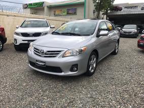 Toyota Corolla Le 2013 Gris