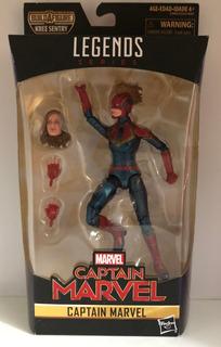 Marvel Legends Capitana Marvel