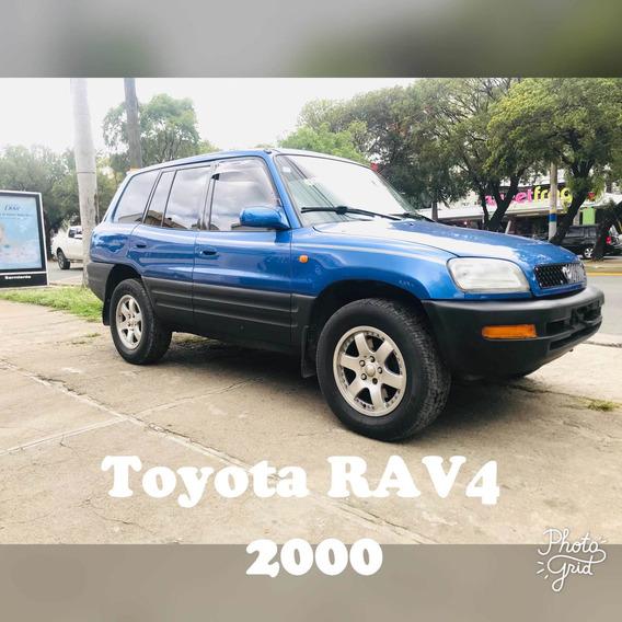Toyota Rav-4 2wd