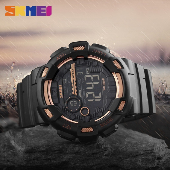 Relógio Skmei Shock 1243 - À Prova D