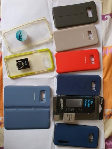 Estuches Samsung S8 Plus