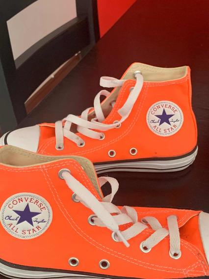 Zapatillas Botitas All Stars Niñas