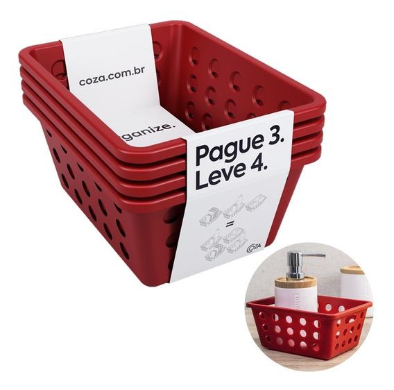 Jogo Cesta One Pague 3 Leve 4 99245 Coza