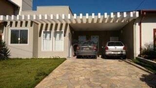 Casa Residencial À Venda, Condomínio Campos Do Conde, Paulínia - Ca1787. - Ca1787