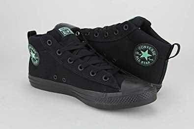 Converse Mens Chuck Taylor All Star Street Green/black