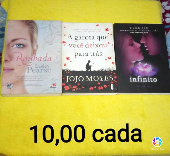 Livros Usados Romances