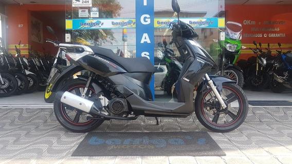 Dafra Cityclass 200i Preta 2016 Impecável