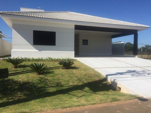 Casa Mobiliada 4 Suites À Venda, 360 M² Por R$ 1.690.000 - Loteamento Parque Chapada De Itu - Itu/sp - 14649