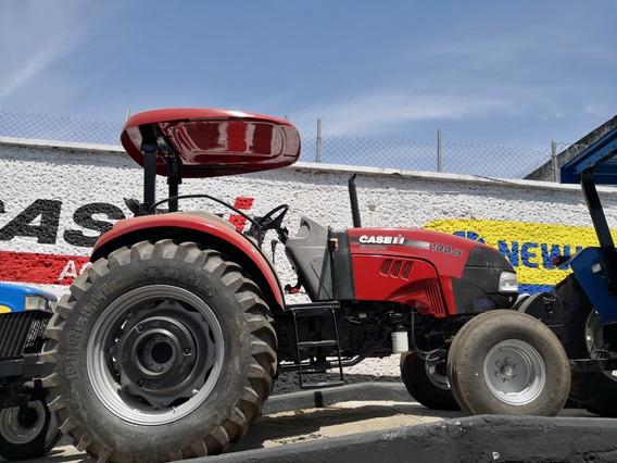 Tractor Agrícola Marca Case Ih Modelo Jx100 2wd Seminuevo