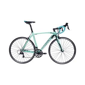 Bicicleta Speed Aro 700 18 Velocidades Sora Verde Tsw