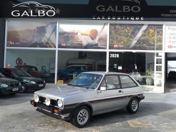 Ford Fiesta Unico 1.6 1983, Retira Con Usd 7.450 - Galbo