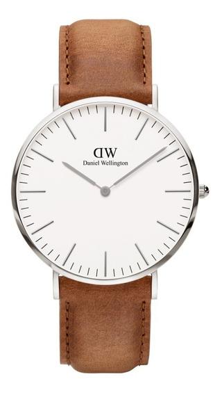 Reloj Unisex Daniel Wellington Classic 40 Durham S White