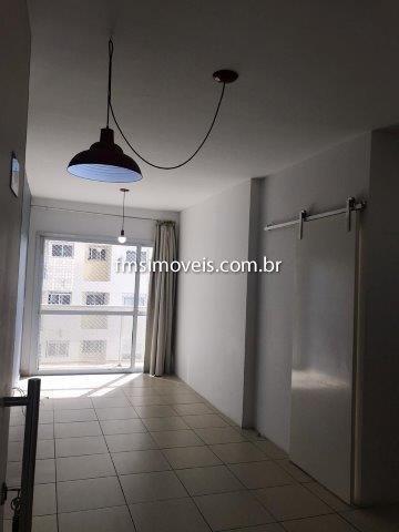 Studio Para Para Alugar Com 1 Quarto 1 Sala 45 M2 No Bairro Barra Funda, São Paulo - Sp - Ap313743ms