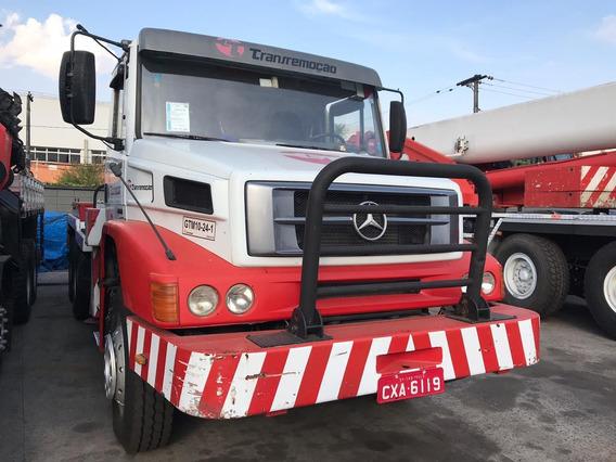 Guindaste Tm120 - Ano 2000, Mercedes-benz L2638 6x4