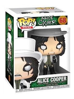 Funko Pop Alice Cooper 68 Original Pop! Rocks Scarlet Kids