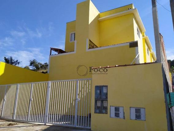 Sobrado À Venda, 77 M² Por R$ 165.000,00 - Jardim Vassouras Ii - Francisco Morato/sp - So0514
