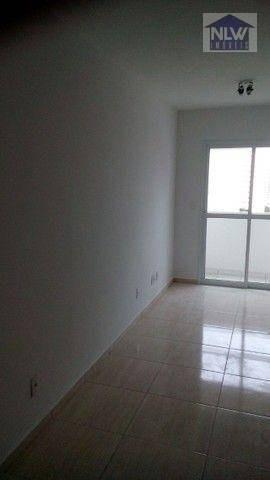 Imagem 1 de 25 de Apartamento Com 2 Dormitórios Para Alugar, 55 M² Por R$ 1.350,00/mês - Vila Alpina - Santo André/sp - Ap3718