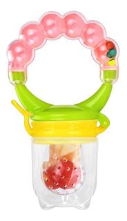 Chupón Alimentador Sonaja Fruta O Papilla