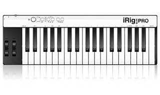 Ik Multimedia Irig Keys Pro Controlador Midi De 37 Teclas...