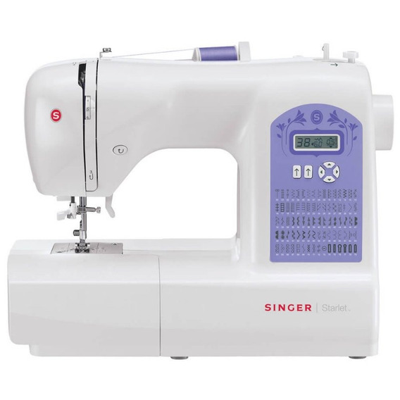 Máquina De Costura Portátil Singer Starlet 6680 220v Bran