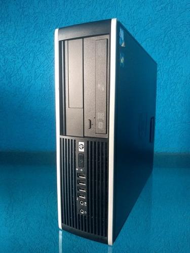 Computador Desktop Pc Hp Intel Core 2 Quad 4 Gb 320 Gb De Hd