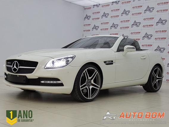 Mercedes Slk-250 Slk 250 1.8 Turbo 204 Cv + Interior Car...