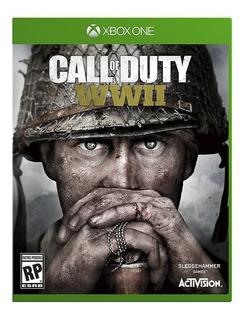 Call Of Duty Word At War 2 / Xbox One / N0 Codigo / Local