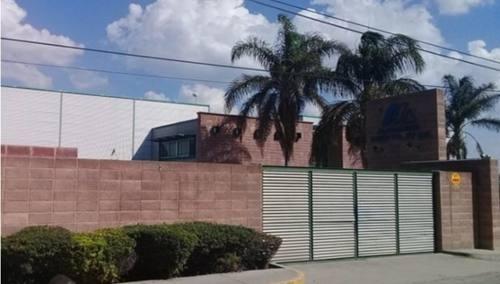 Nave Industrial En Venta Con Oficinas Administrativas, En San Luis Potosí