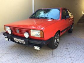 Volkswagen Gol Gt 1984
