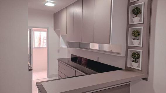 Apartamento No Centro De Bragança / Ap-063