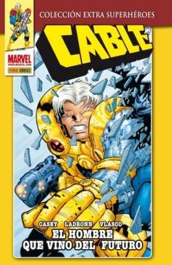 Cable El Hombre Que Vino Del Futuro Extra Superhéroes 1 + 2