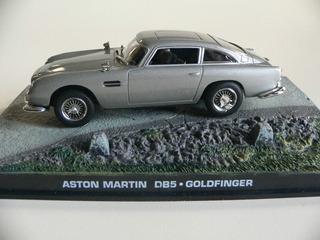 Aston Martin Db5 007 Com James Bond Goldfinger 1:43 Ixo