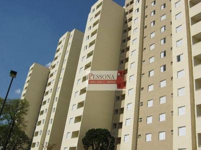 Apartamento Com 2 Dormitórios À Venda, 50 M² Por R$ 320.000 - Engenheiro Goulart - São Paulo/sp - Ap0049