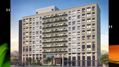 Apartamento A Venda Em Santo Amaro Minha Casa Minha Vida Com 1 Ou 2 Dormitórios A Partir De R$ 234 Mil Lazer Completo Segurança 24h - Ap11526