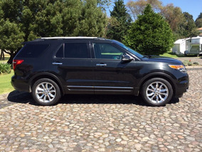 Ford Explorer 3.5 Limited 4x4 2015