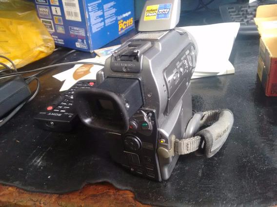 Filmadora Sony Handycam Dcr-pc115 + Acessórios E Caixa