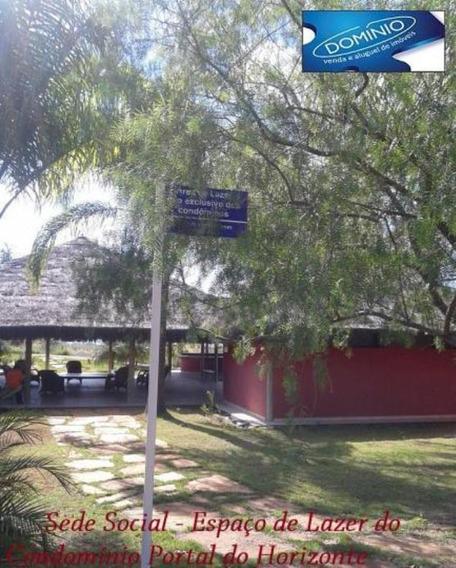 Lotes Em Condomínio Com 1 Quartos Para Comprar No Centro Em Prudente De Morais/mg - 1205