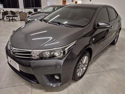 Imagem 1 de 14 de Toyota Corolla 2.0 16v 4p Xei Flex Automático
