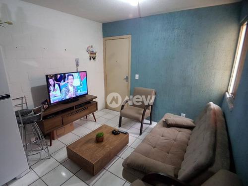 Imagem 1 de 8 de Apartamento Com 2 Dormitórios À Venda, 38 M² Por R$ 120.000,00 - Liberdade - Novo Hamburgo/rs - Ap2478