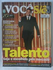 Revista Você S/a 120 - Junho De 2008