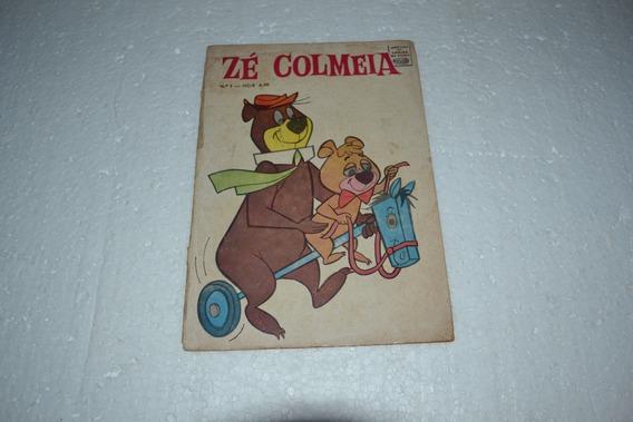 Gibi Zé Colmeia